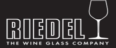 Riedel. The wine glass company