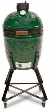 Гриль BIG GREEN EGG МАЛЕНЬКИЙ S 33см (AMXHD2)