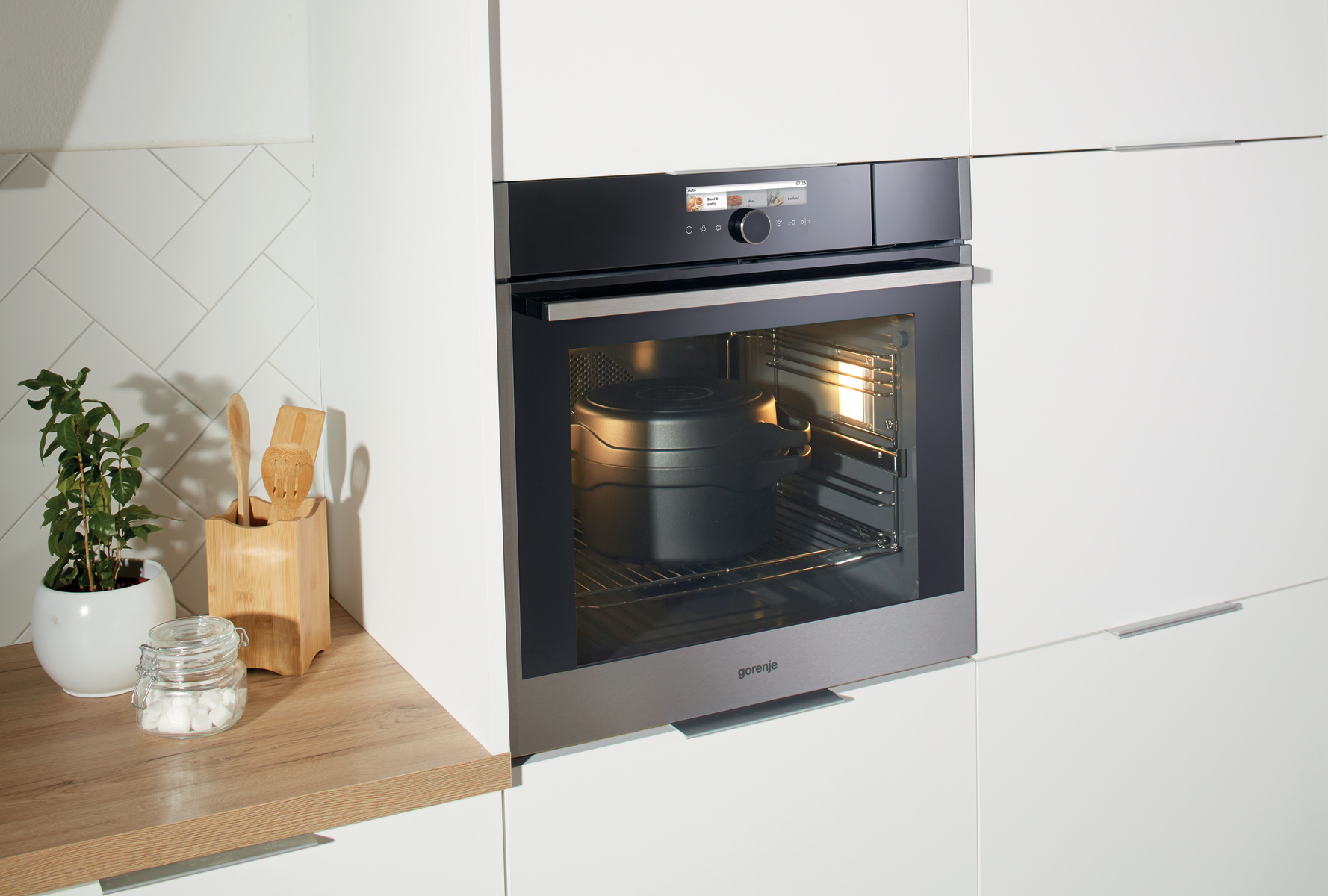 Посуда Gorenje Black Collection